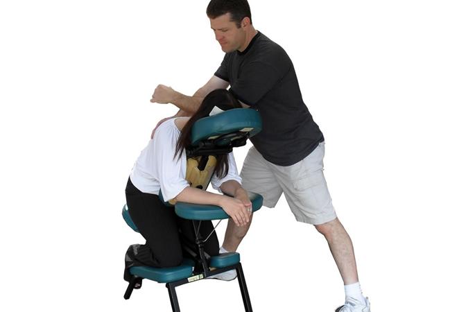 Silla para masajes fisioequipos - Sillas masaje ...